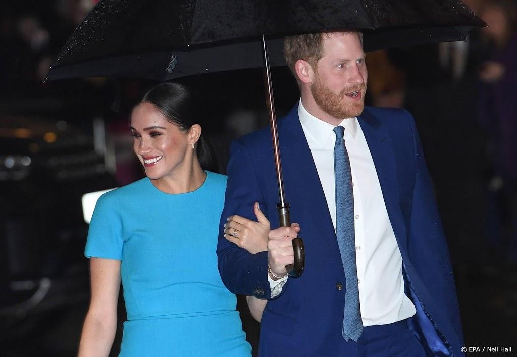 Echtgenote Meghan van Britse prins Harry had miskraam in juli