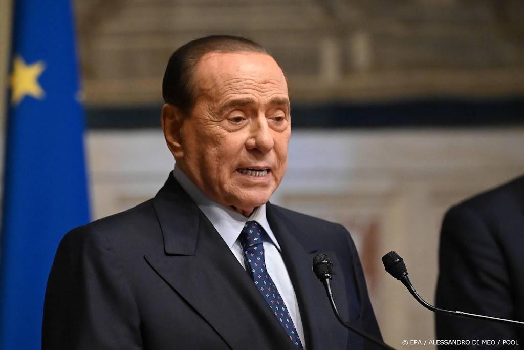Berlusconi en Salvini werken aan conservatieve fusiepartij