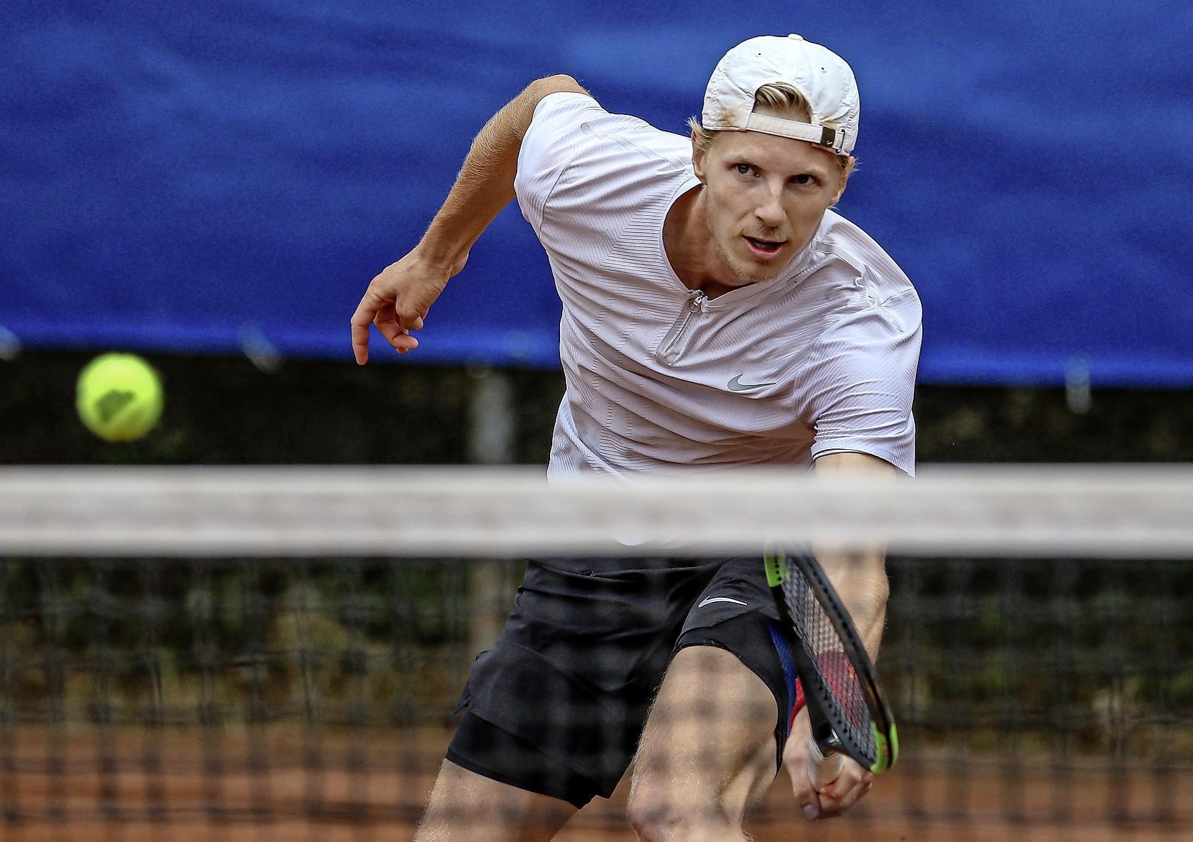 Venhuizer Gijs Brouwer (24) wint ITF-tennistoernooi in Egypte