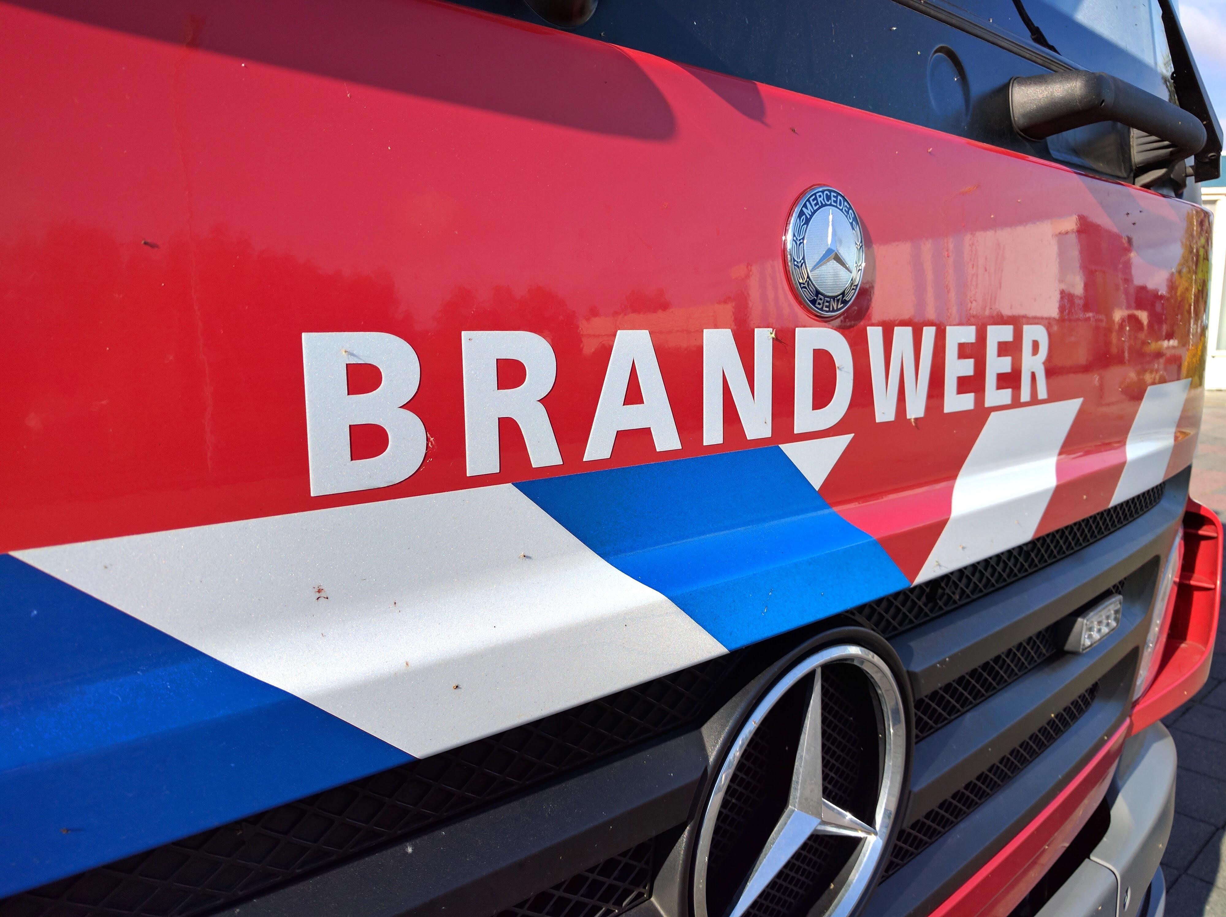 Woningbrand in Beverwijk vermoedelijk door vuurwerk, politie onderzoekt brandstichting