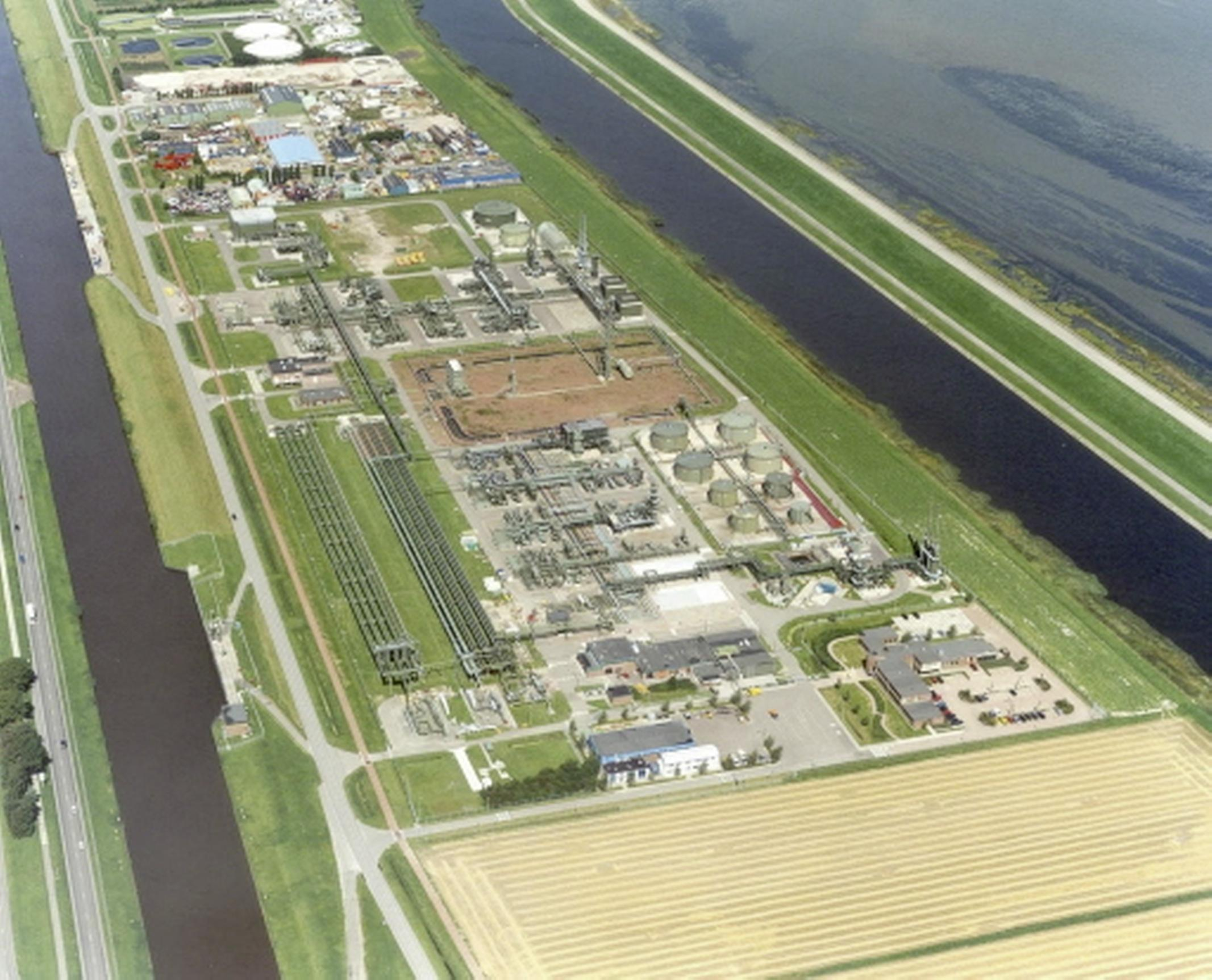 NAM-complex op Oostoever in beeld voor bouw van Helderse waterstoffabriek