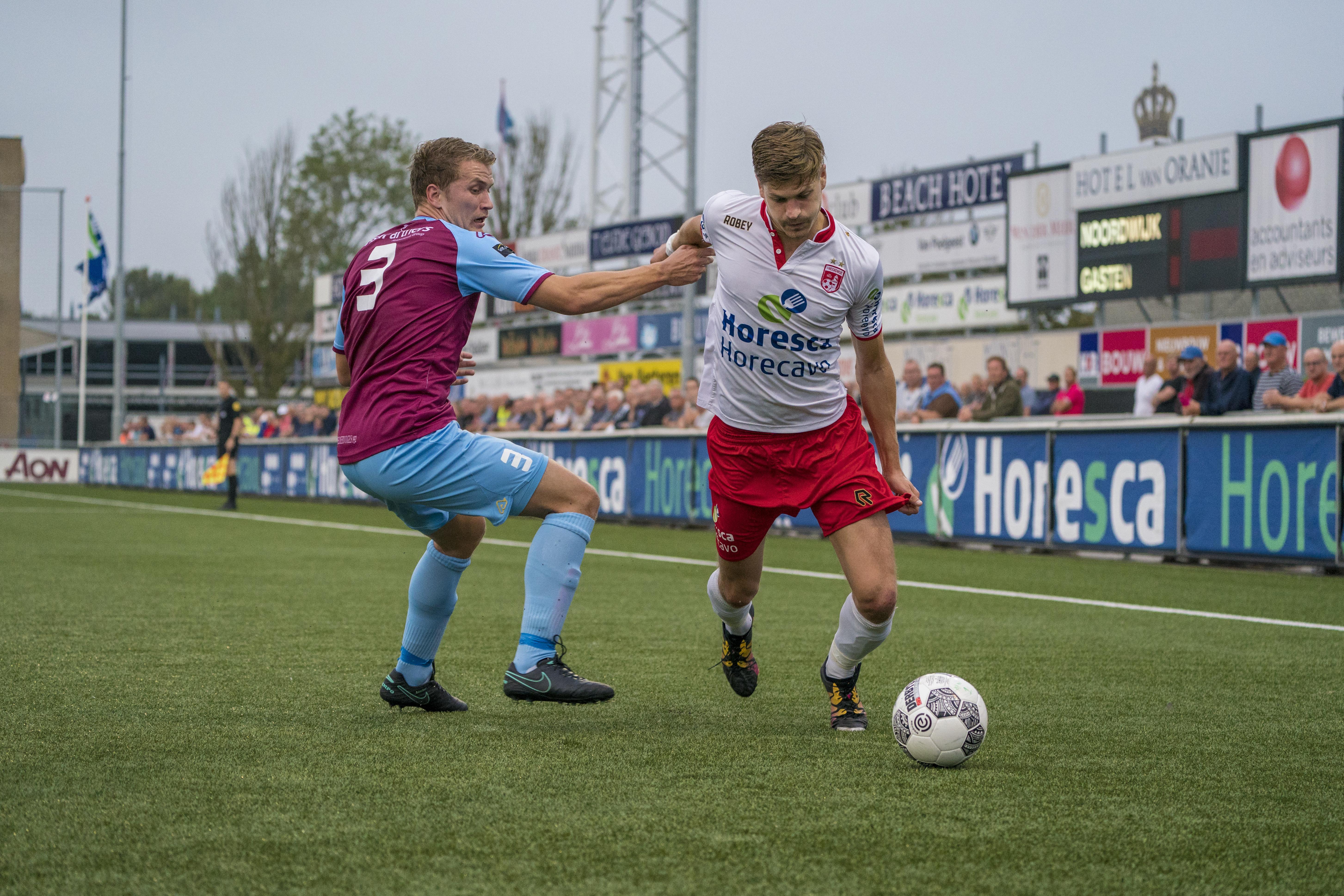 IJsselmeervogels laat het lelijk liggen in KNVB-beker