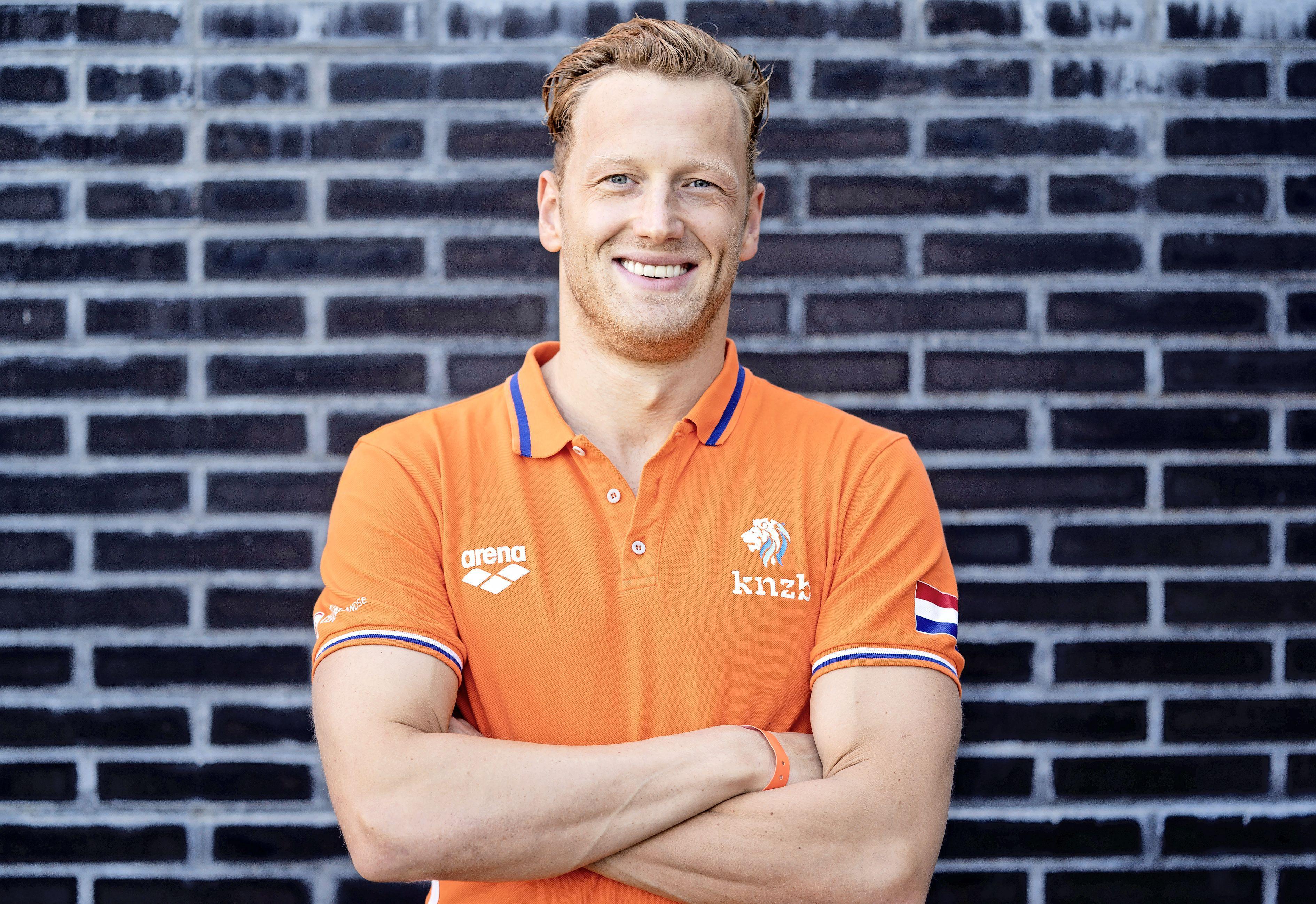 Zwemmer Weertman uit Naarden gaat voor tweede goud