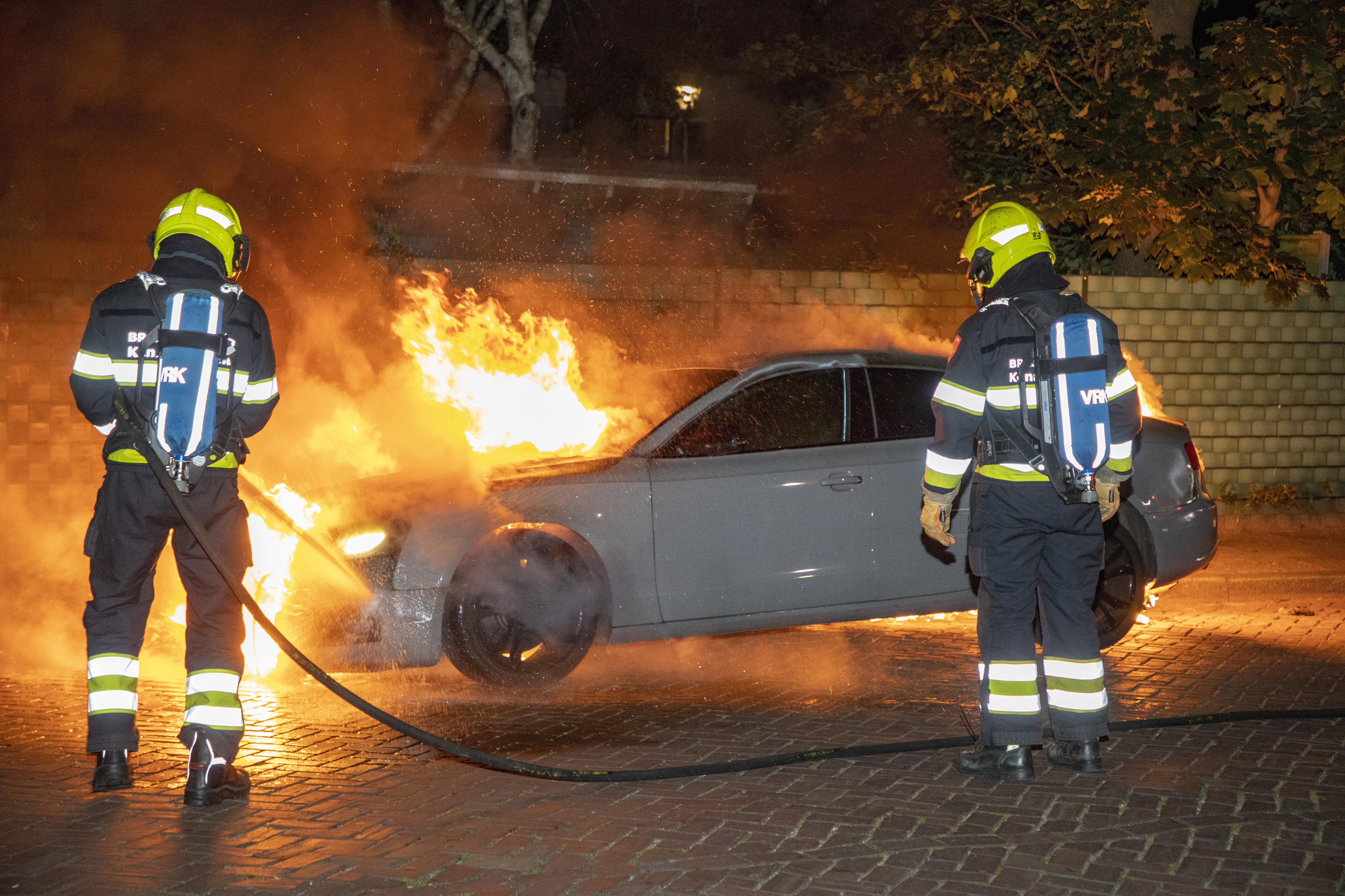 Autobrand ook financiële klap, drie op de tien gedupeerden krijgen niets vergoed