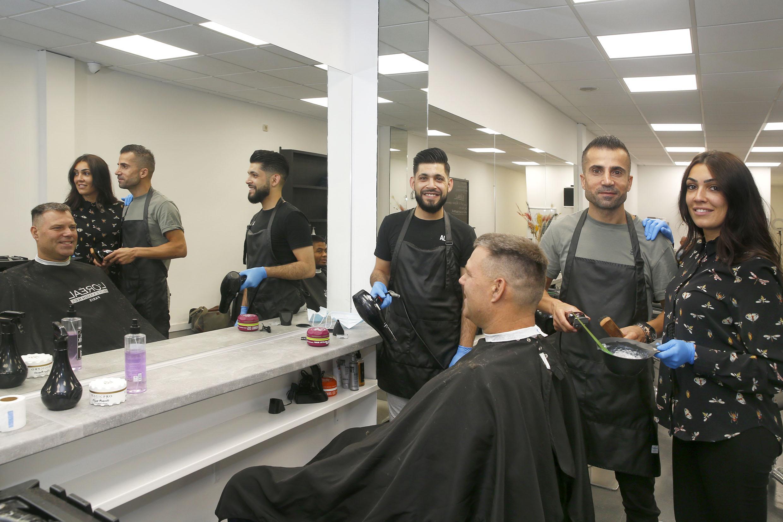 Breezand krijgt een barbier erbij, Kapsalon 5 Sterren opent tweede vestiging op plek Haarlijn 10