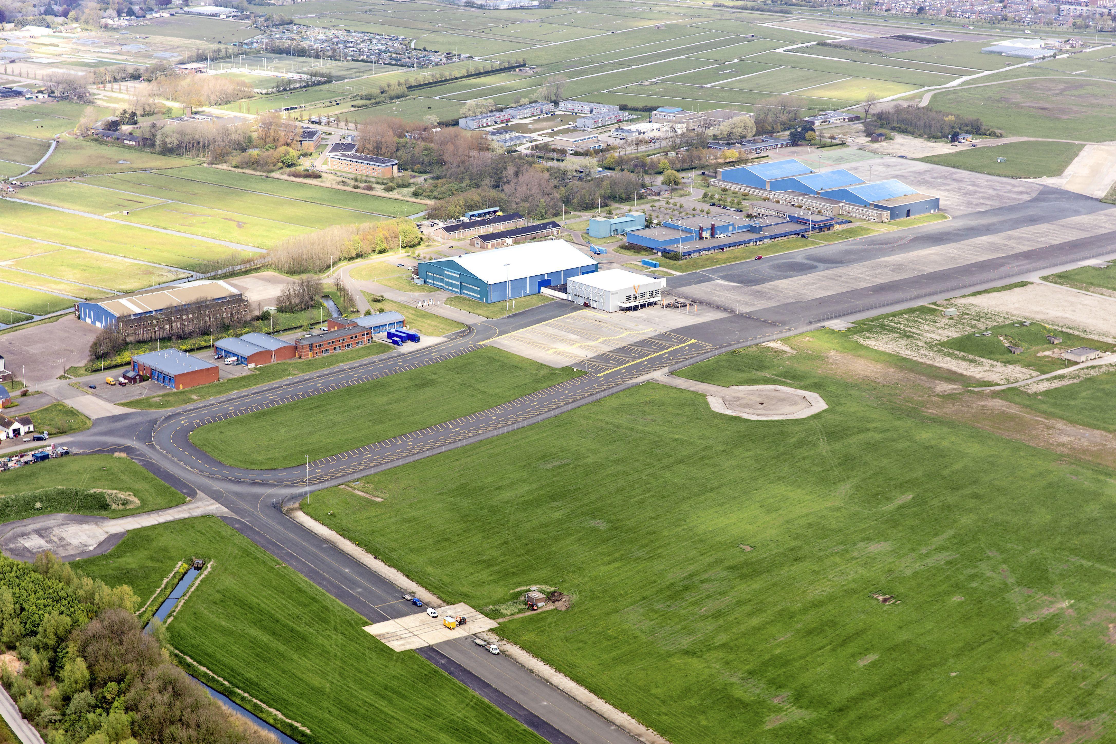 Katwijk wil nieuw kabinet verleiden om alsnog meer voor middeninkomens te bouwen op vliegkamp: 'Als dit lukt, word ik ereburger'