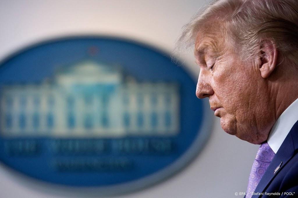 Trump beschuldigt Facebook en Twitter van censuur