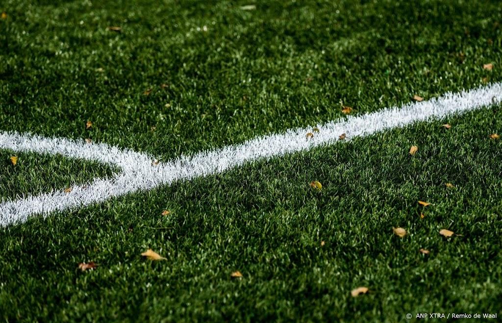 Amateursporten met meer dan vier mensen voor volwassenen taboe