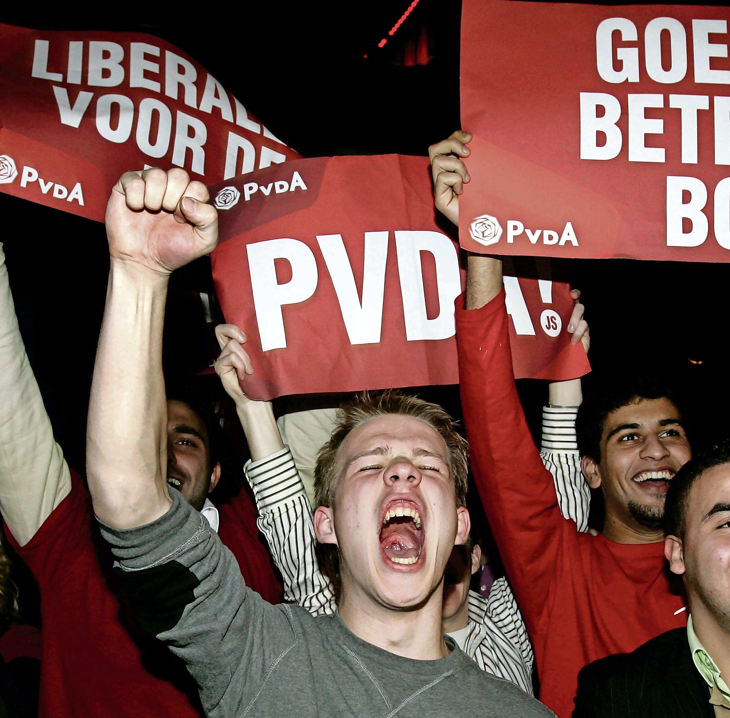 Rood zit in de hoek waar de klappen vallen. Hoe wint de PvdA de kiezers terug?
