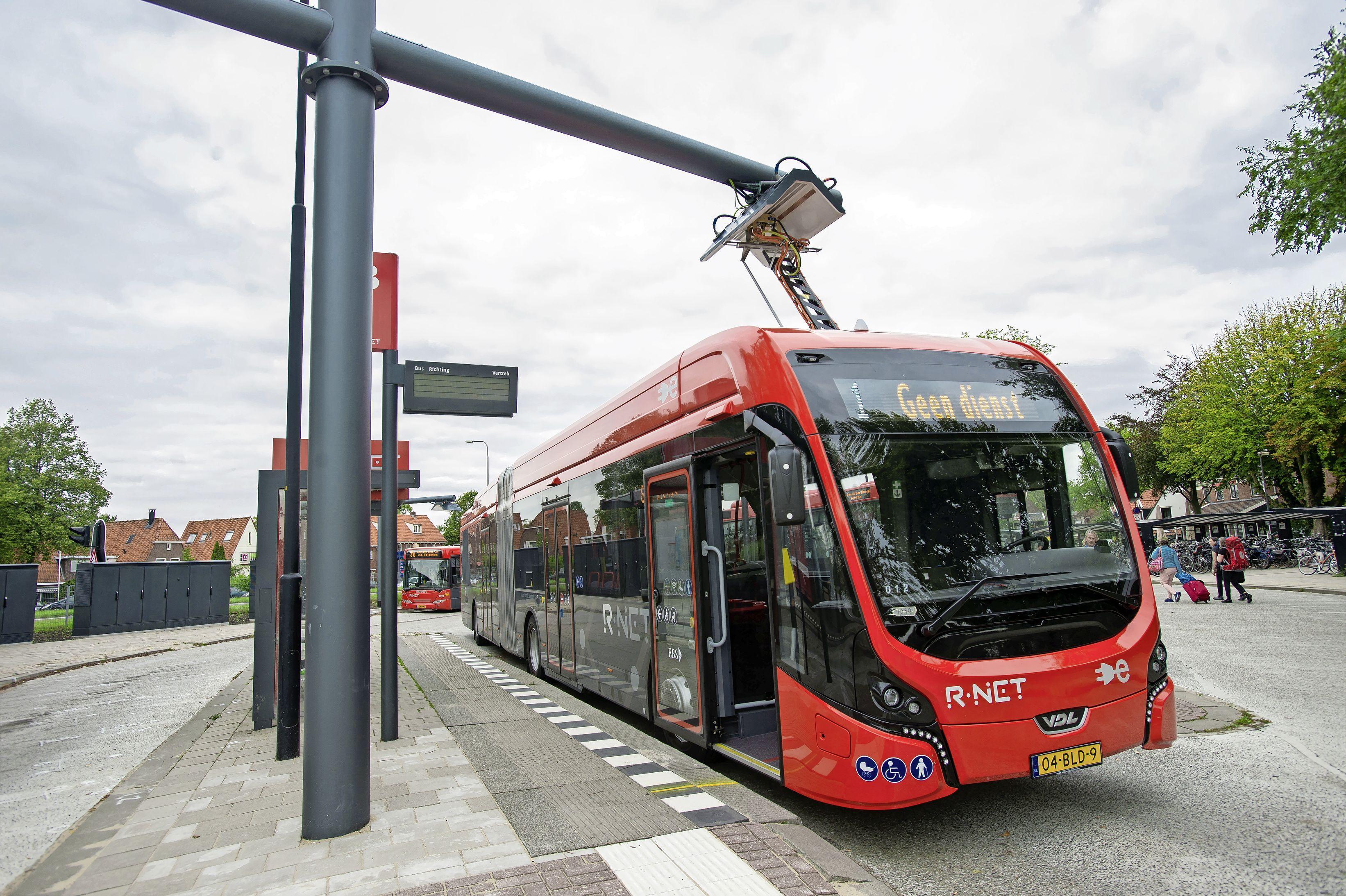 Bussen uit Waterland rijden anders in Amsterdam; halte Prins Hendrikkade vervalt tijdelijk richting CS