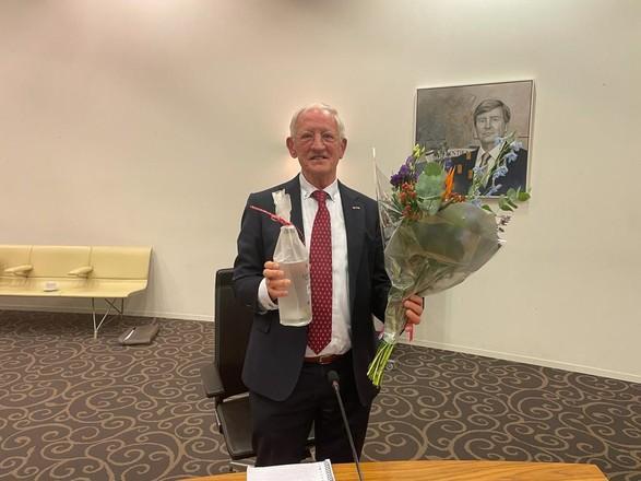 Van onze speciale fotograaf, burgemeester Nanning Mol | Column In 60 seconden