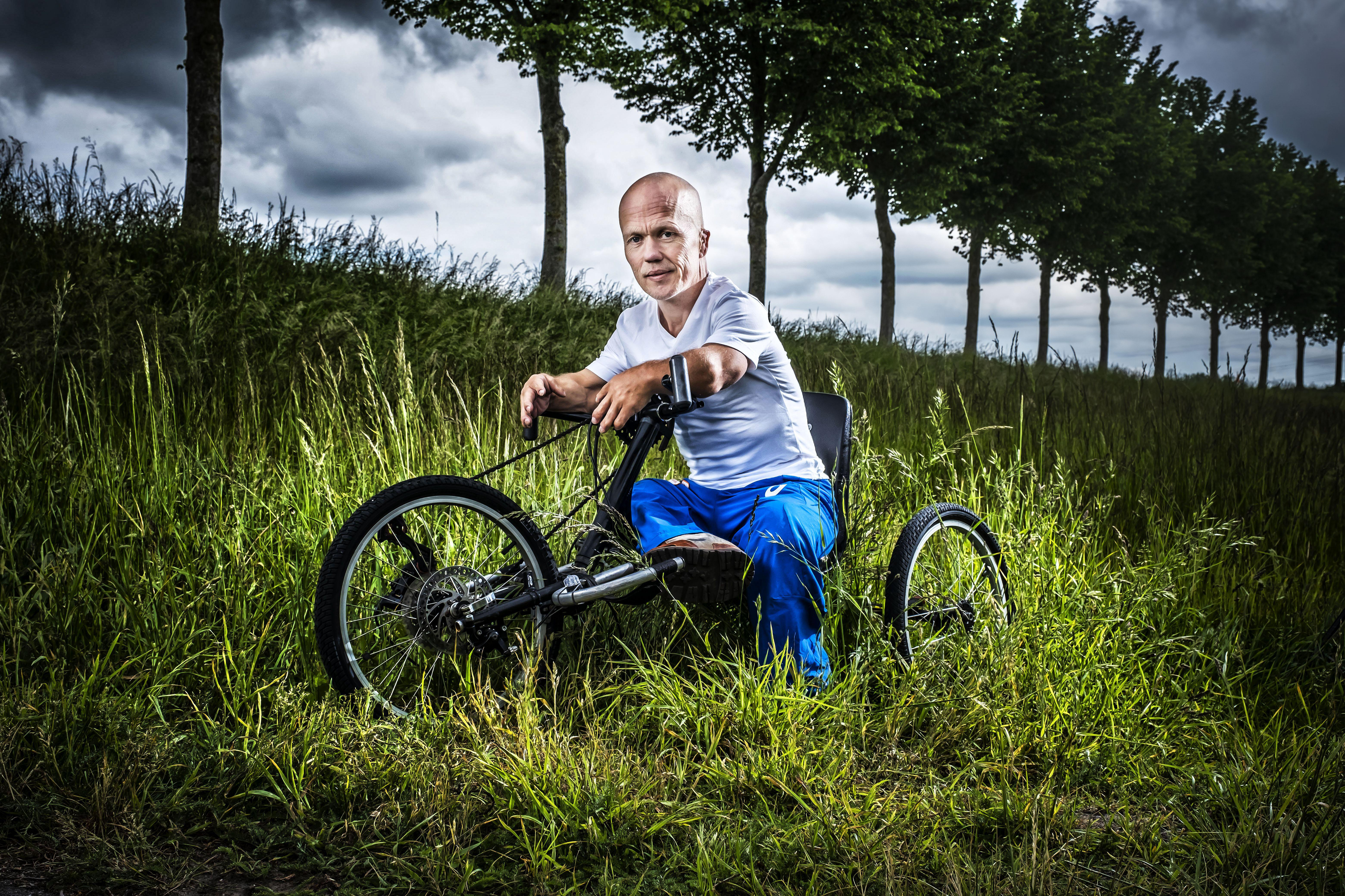 Ex-paralympisch zeiler uit De Rijp helpt nu werkzoekenden met arbeidsbeperking aan baan