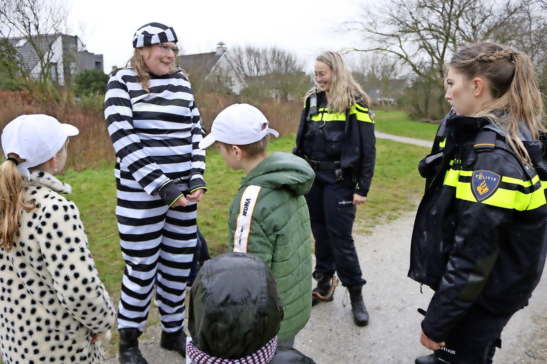 Jeugdige hulpagenten moeten fietsendiefstal te lijf gaan in Katwijk