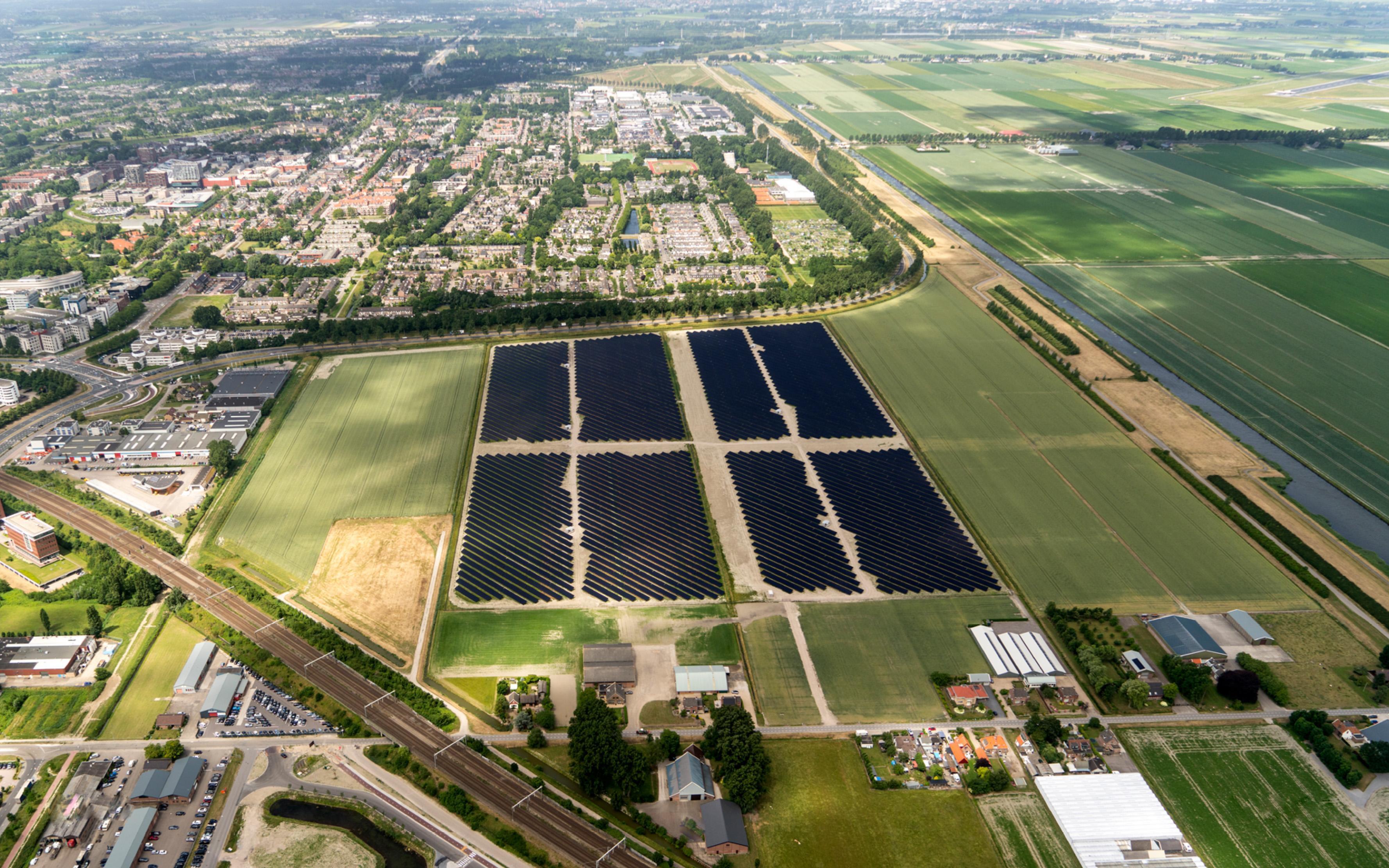 Steeds meer 'nee' tegen windturbines en zonneparken in de regio