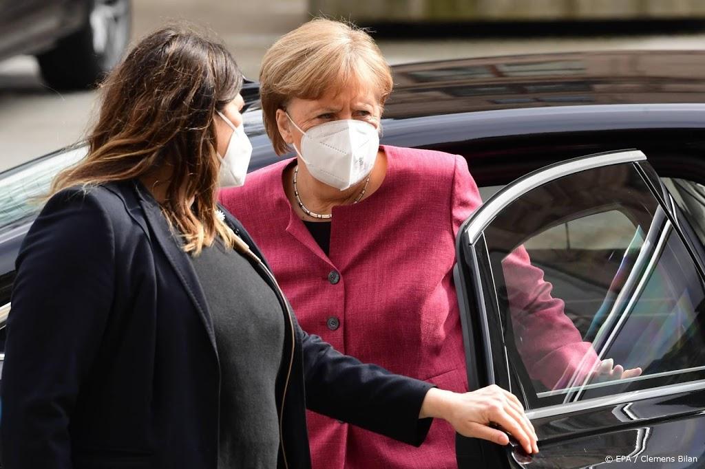 Duitse regering begint met wijziging wet voor strenge lockdown