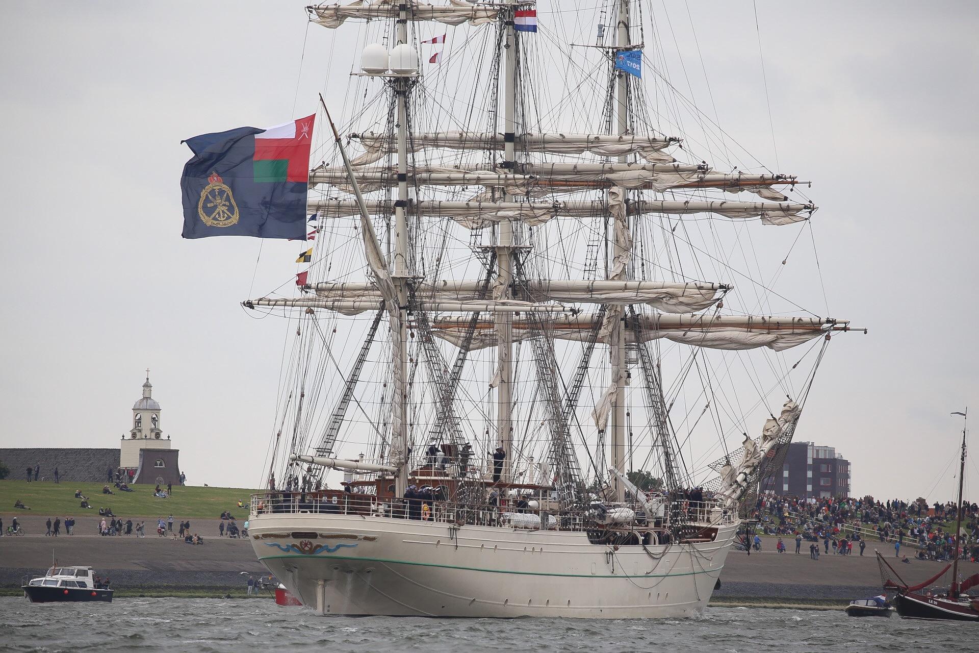 Nog even wachten op het nieuws over Sail Den Helder in 2023