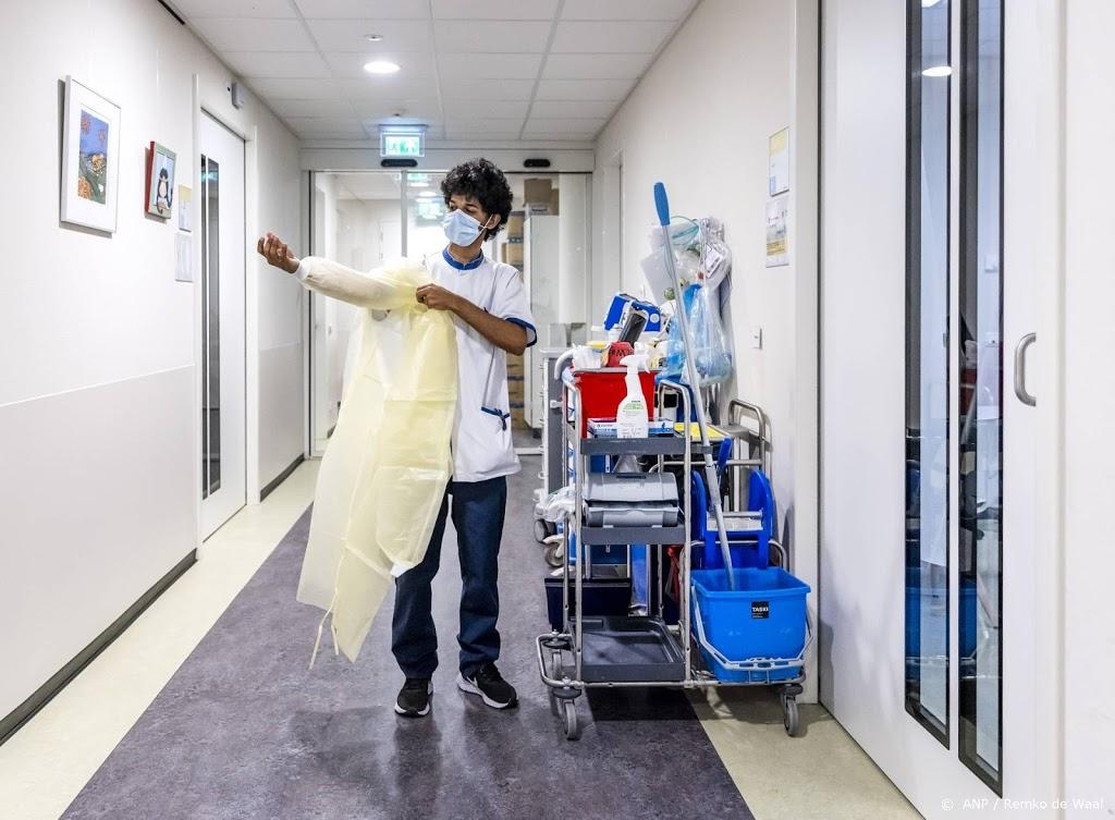Aantal coronapatiënten in ziekenhuizen stijgt weer
