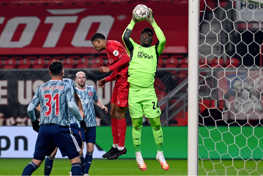 André Onana frustreert Lyon; grotere clubs concreet