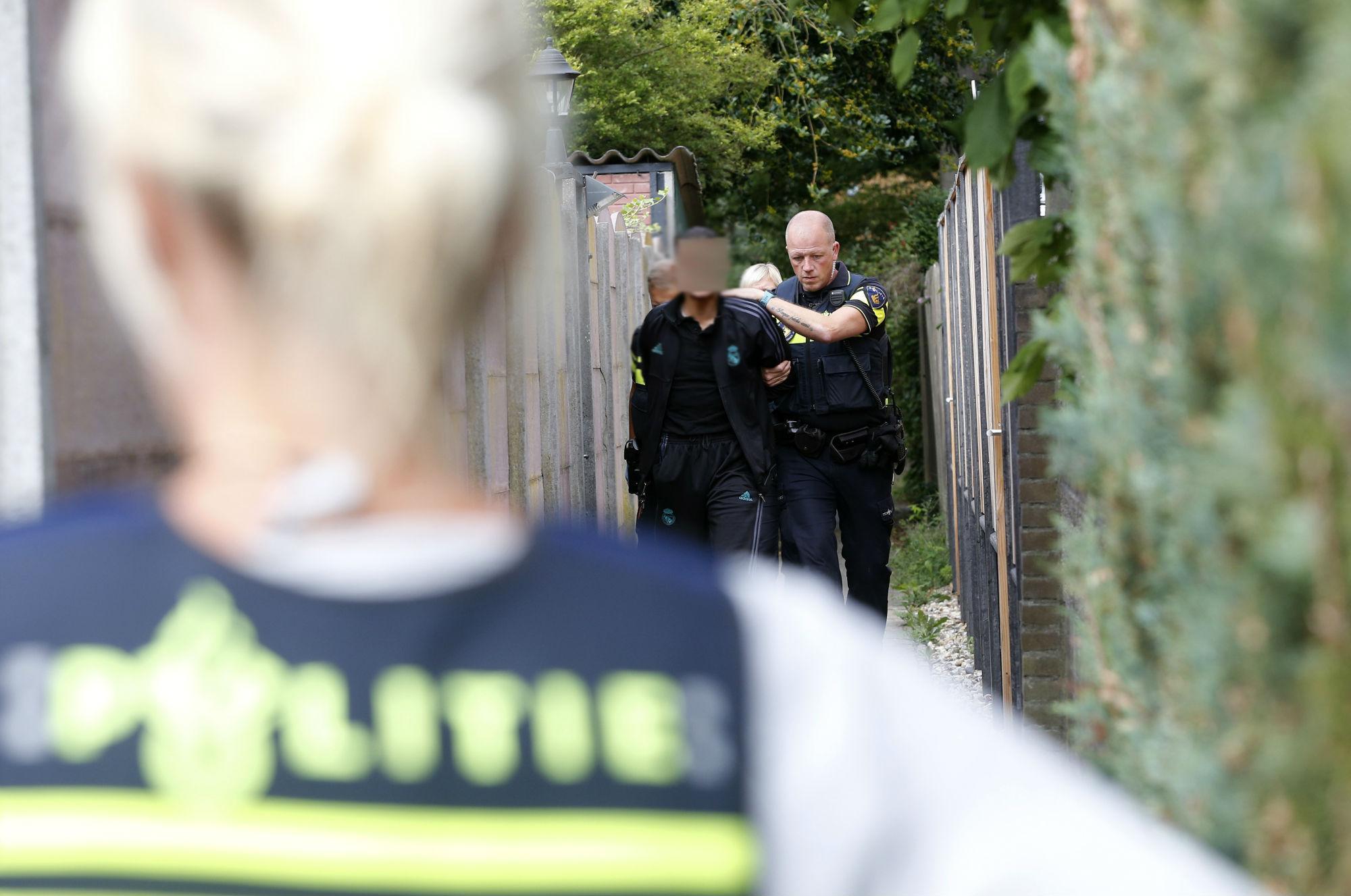 Verdachte steekpartij Buisweg Hilversum gearresteerd