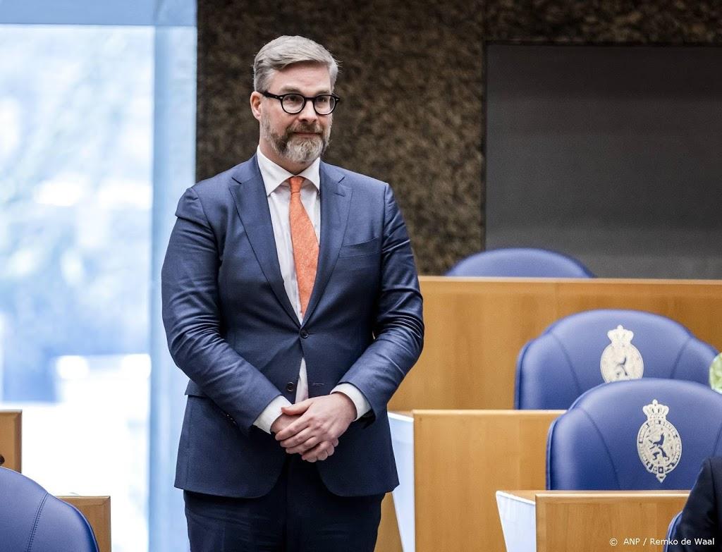 D66-Kamerlid Smeets stapt op na beschuldigingen ongepast gedrag