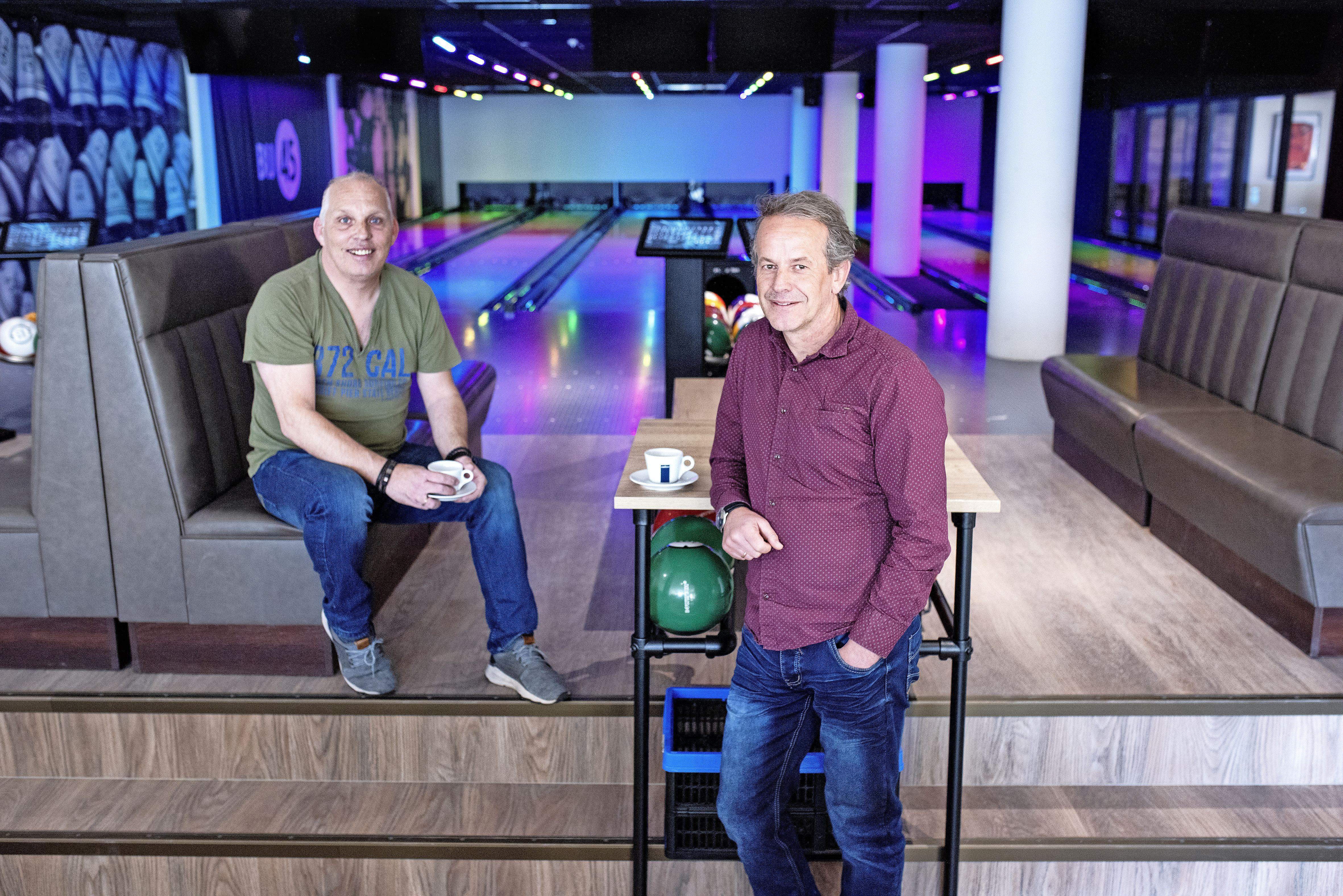 Bowlingcentrum Bij45 in Beverwijk bestaat bijna een jaar, maar is door corona vooral gesloten. 'Wij rusten niet eerder voordat we steun krijgen'