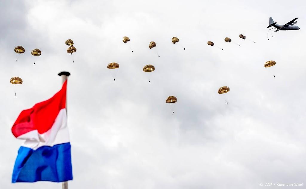 Airborne-veteranen krijgen groet uit Nederland