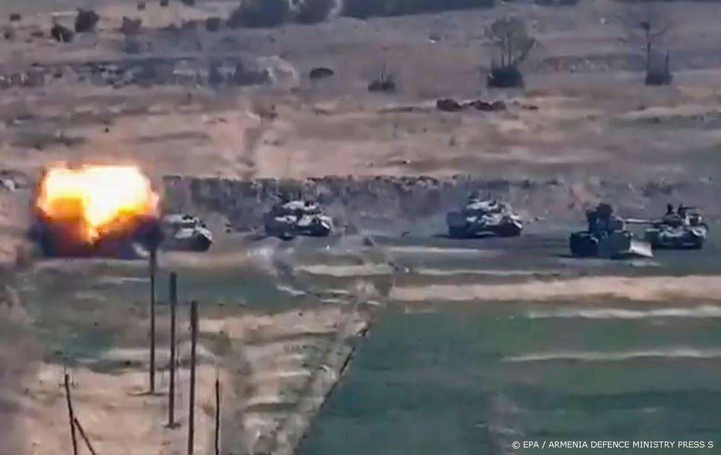Ambassadeur: Turkije stuurt 4000 strijders naar Azerbeidzjan