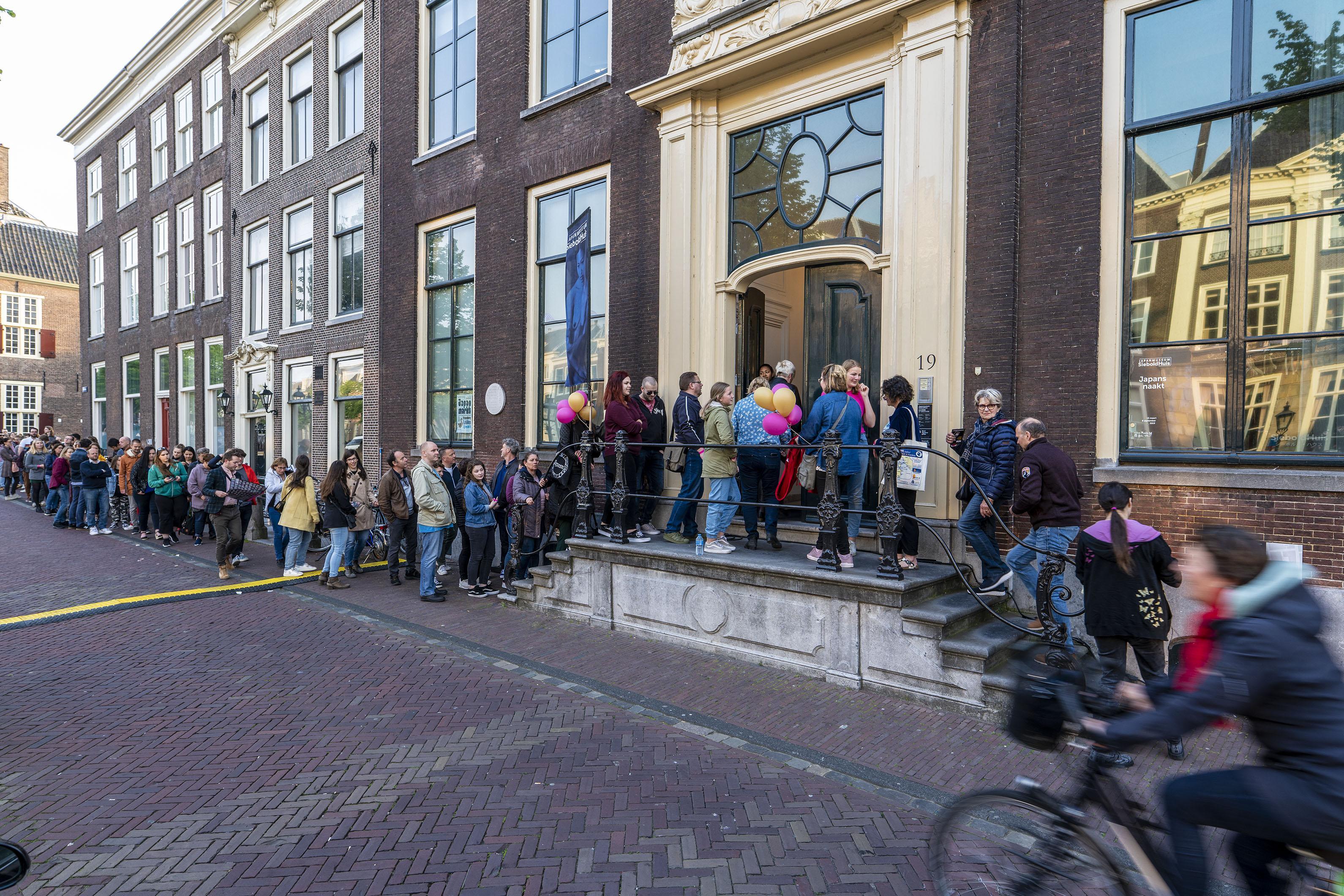 Studenten van Quintus organiseren online editie van Museumnacht Leiden: 'Het moet wel een festival zijn en geen symposium'