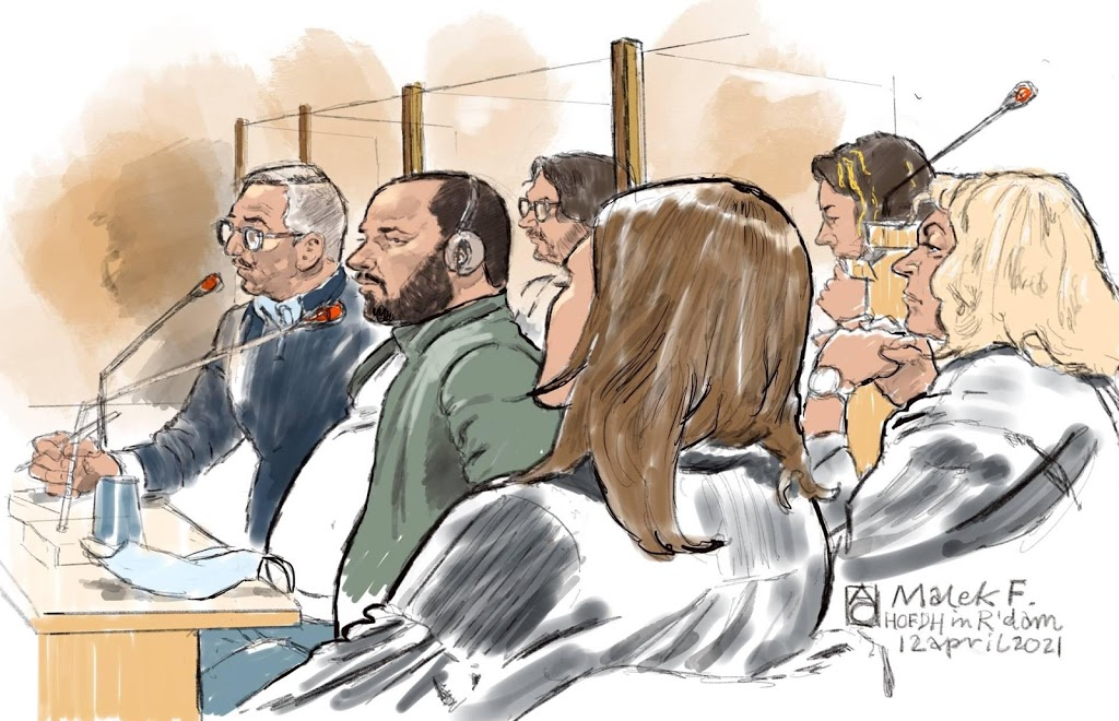 Psyche Malek F. centraal op tweede dag hoger beroep