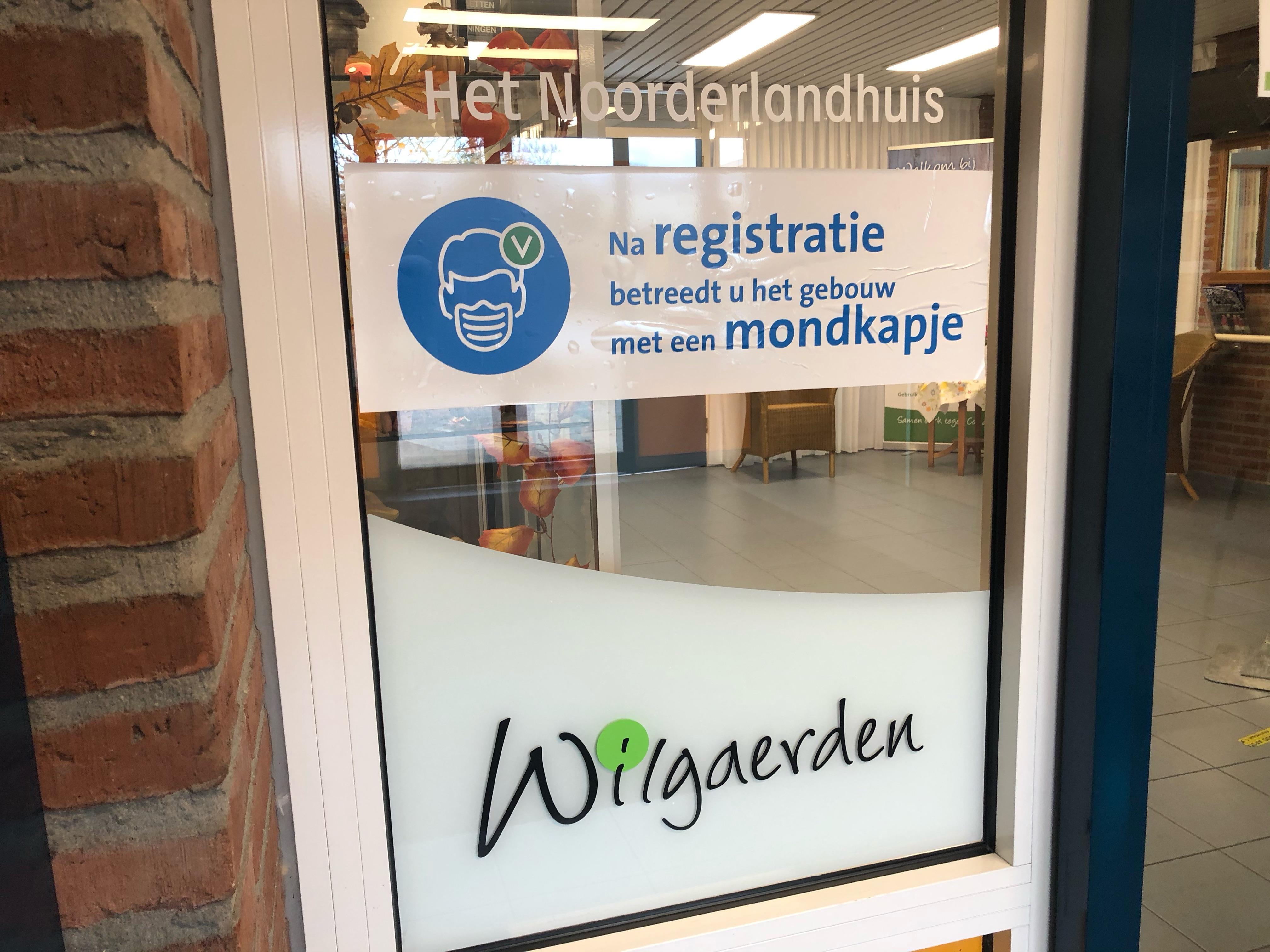West-Friese ouderen in quarantaine, tehuizen van Wilgaerden en Omring kampen met coronabesmettingen