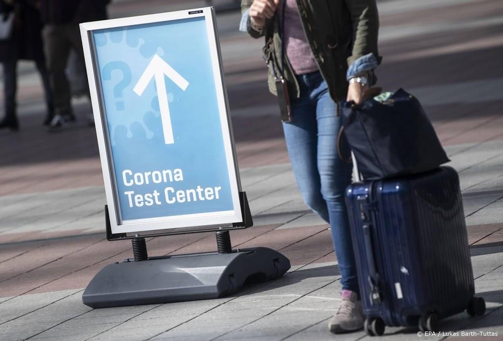 Duitsland verplicht coronatest voor vliegreizigers vanaf dinsdag