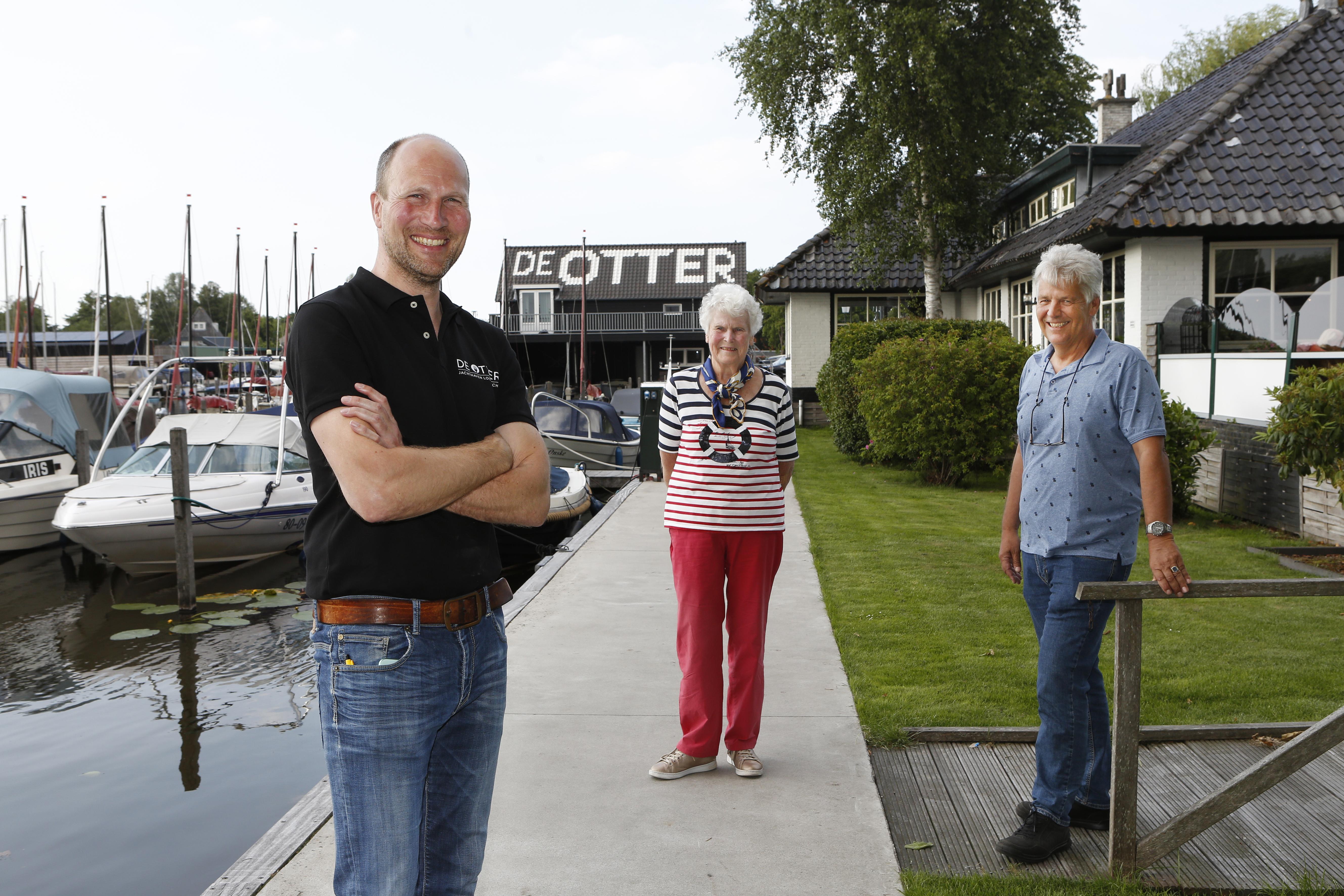 Restaurant De Otter in Loosdrecht zag de bui van corona al hangen en is dichtgegaan: 'We kwamen steeds meer in een spagaat'