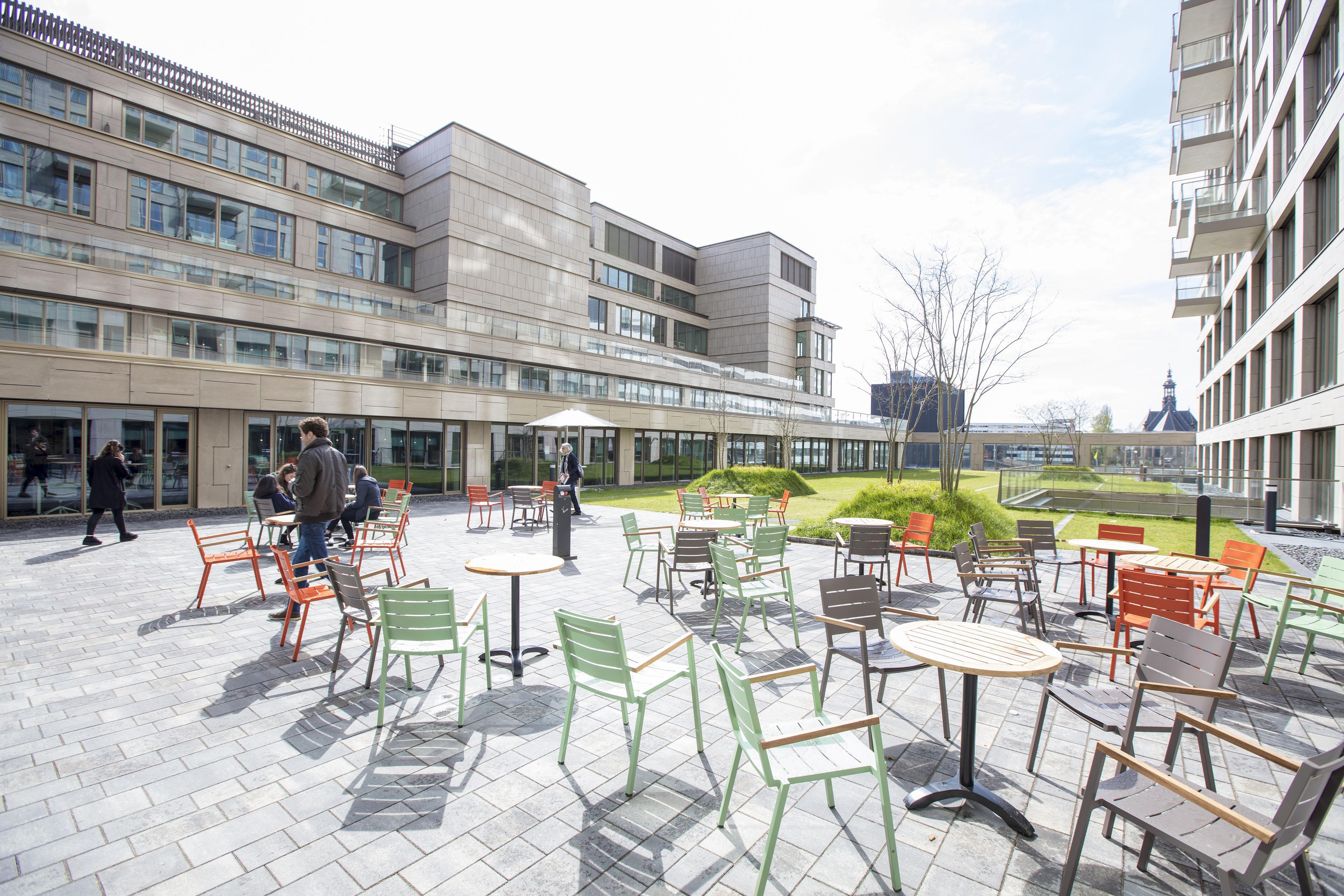 Petitie krijgt veel weerklank: Universiteit Leiden maakt duurzaamheid thema in Campus Den Haag