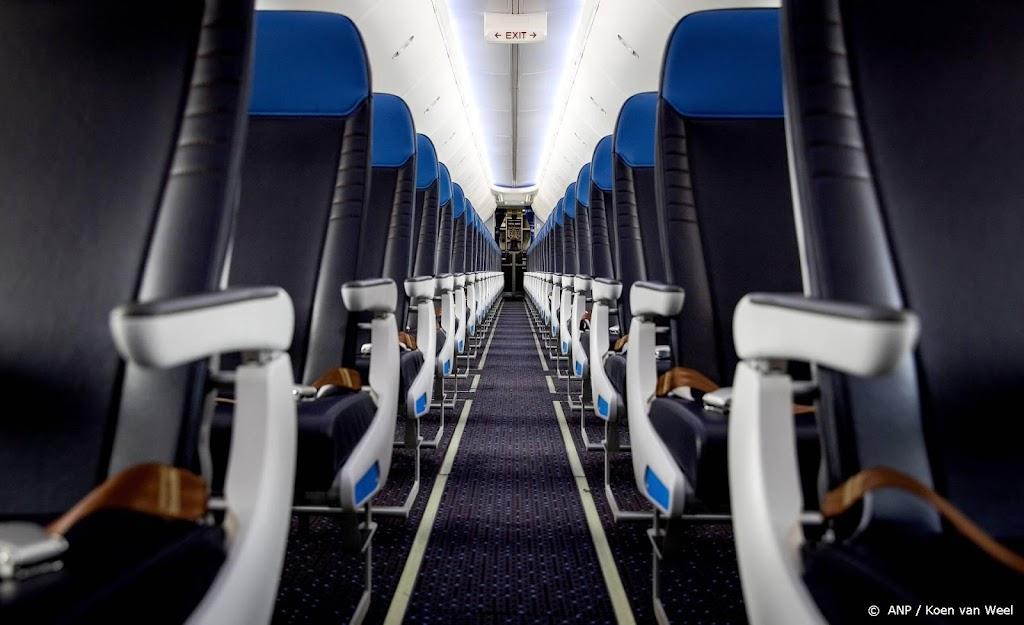 Bonden: vliegtuigcrew testen voor elke vlucht testen hoeft niet