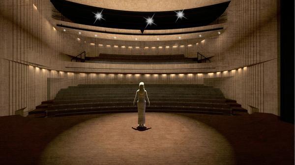 Singer gunt Larense kinderen primeur nieuwe theater