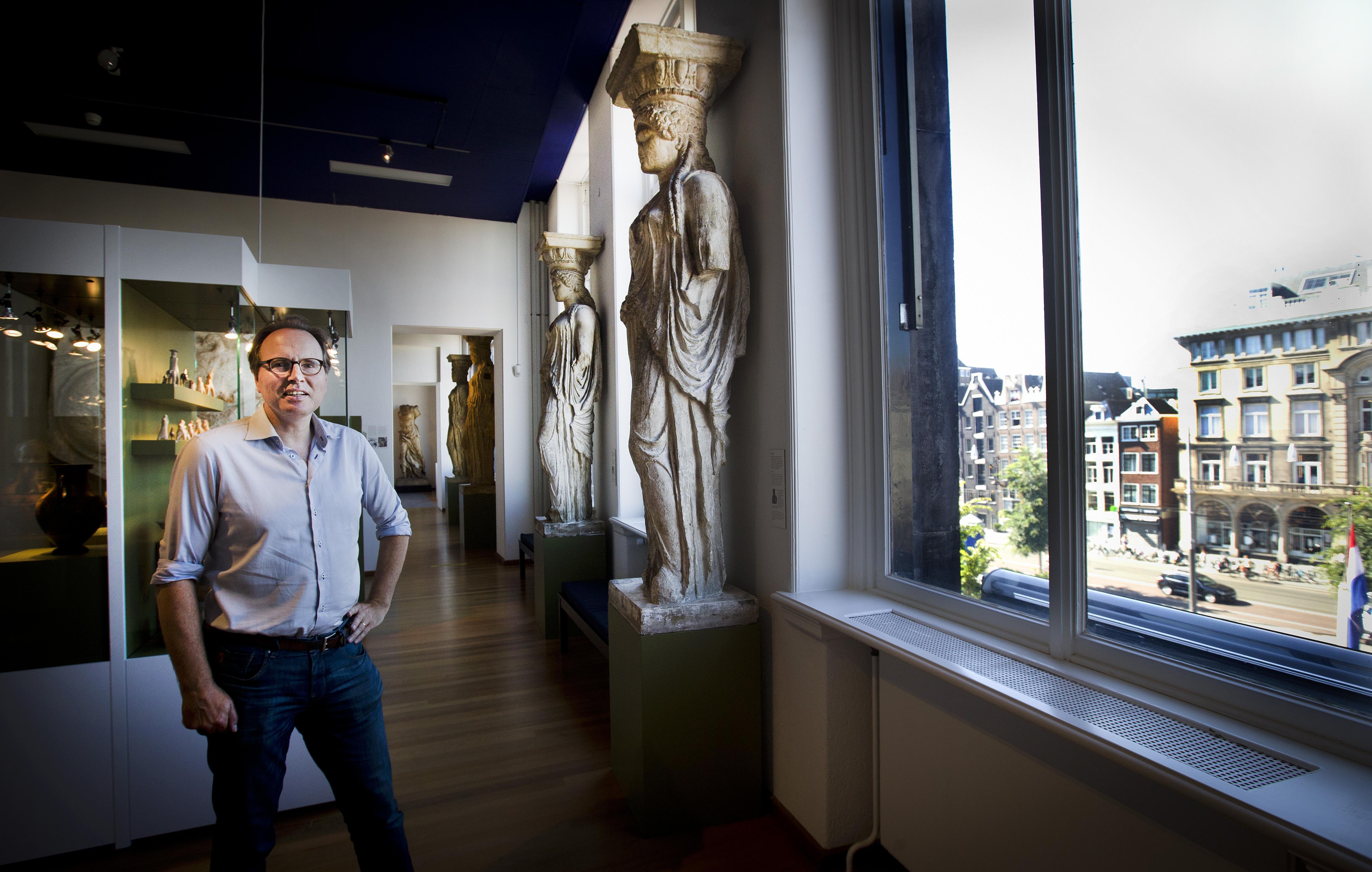 Met 'Van Nijl tot Amstel' toont Allard Pierson verzamelingen per periode