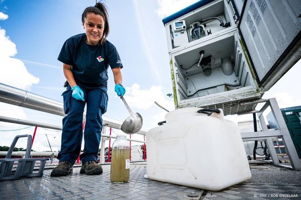 RIVM gaat rioolwater vaker onderzoeken op coronavirus