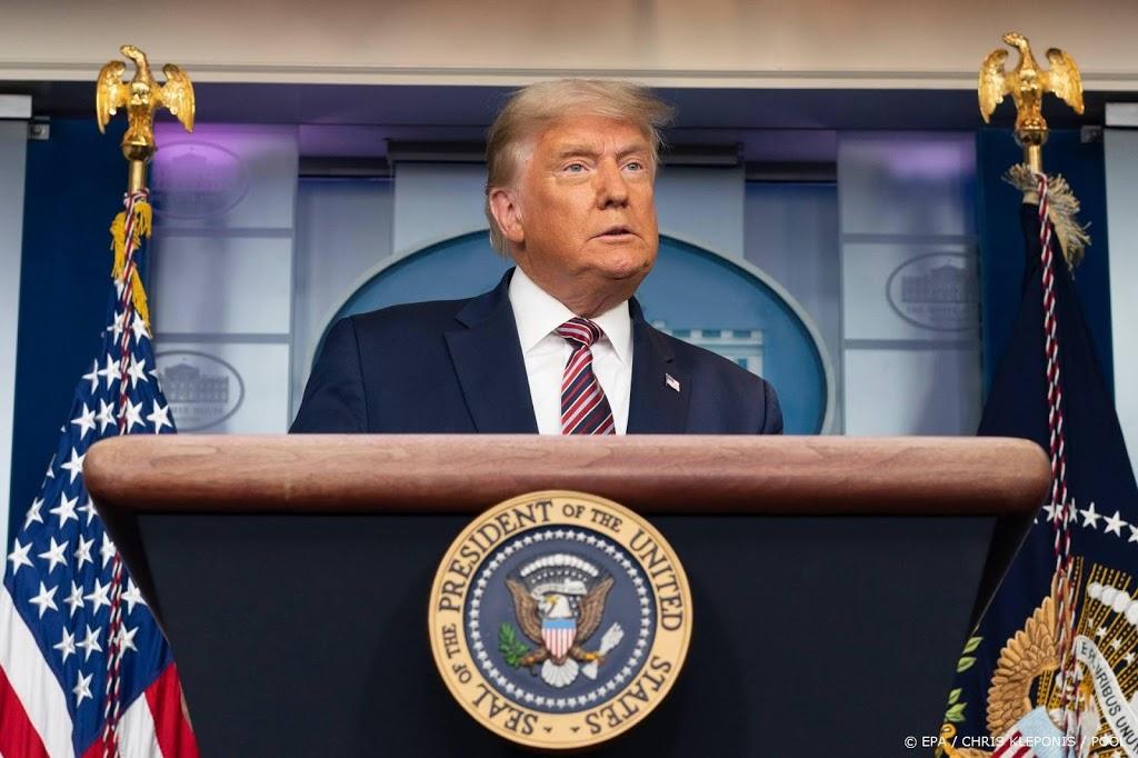 Trump belooft: VS gaan niet in lockdown