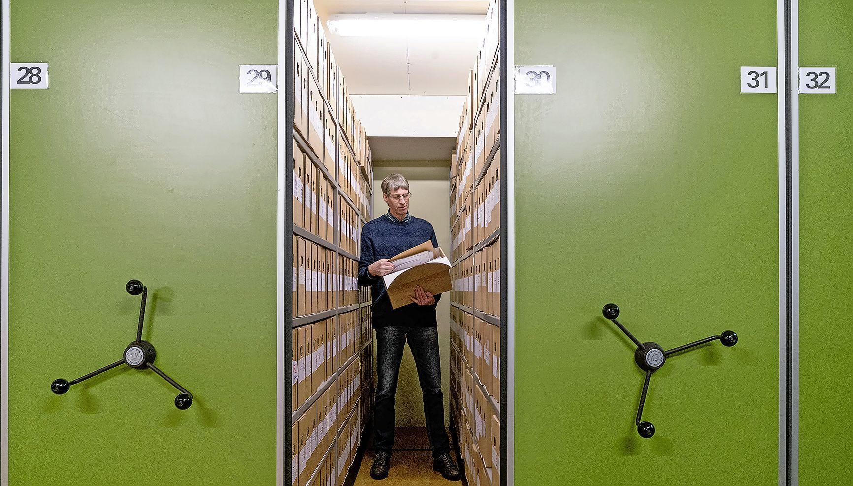 Archiveren is niet het sterke punt van Haarlemmermeer