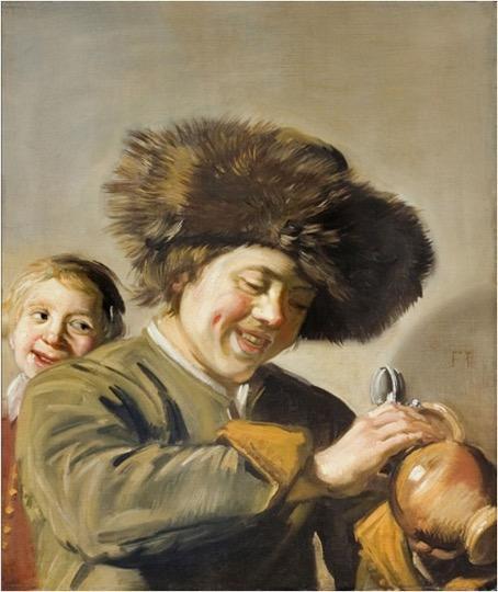 Lachende jongens van Frans Hals al voor derde keer de pineut; New York Times gaat gangen na van gestolen schilderij