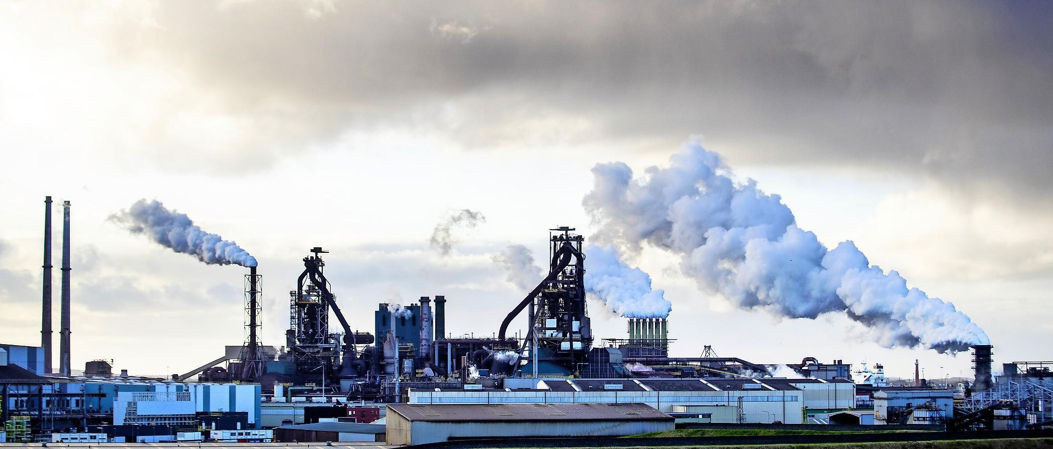 Tata Steel en provincie wisselen data van elektronische neuzen met elkaar uit