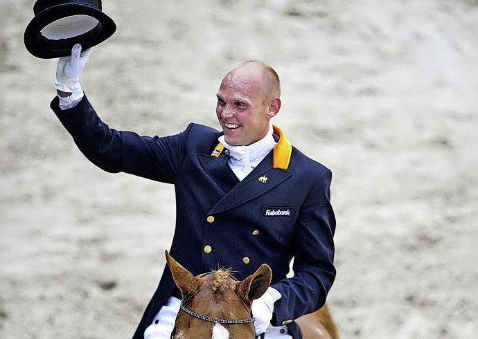 'Werth heeft zes paarden die bij internationale top horen'