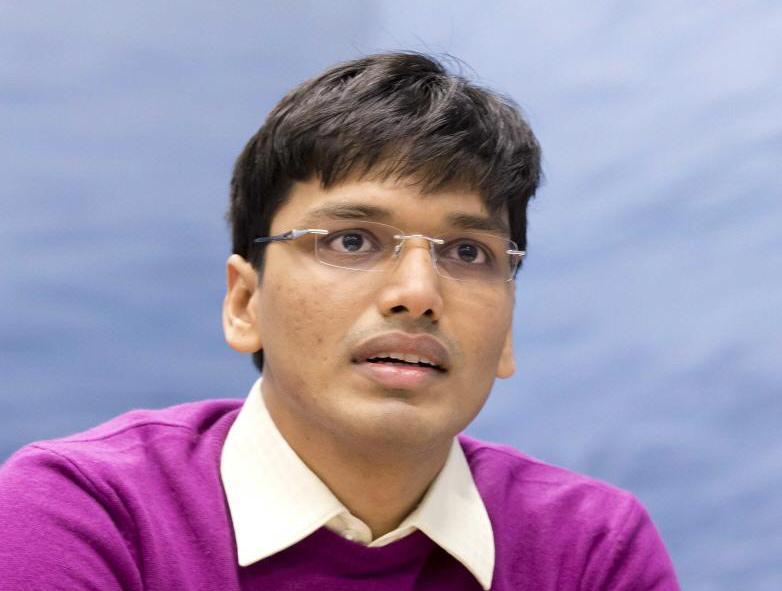 Harikrishna vervanger van Mamedjarov bij Tata Chess [video]