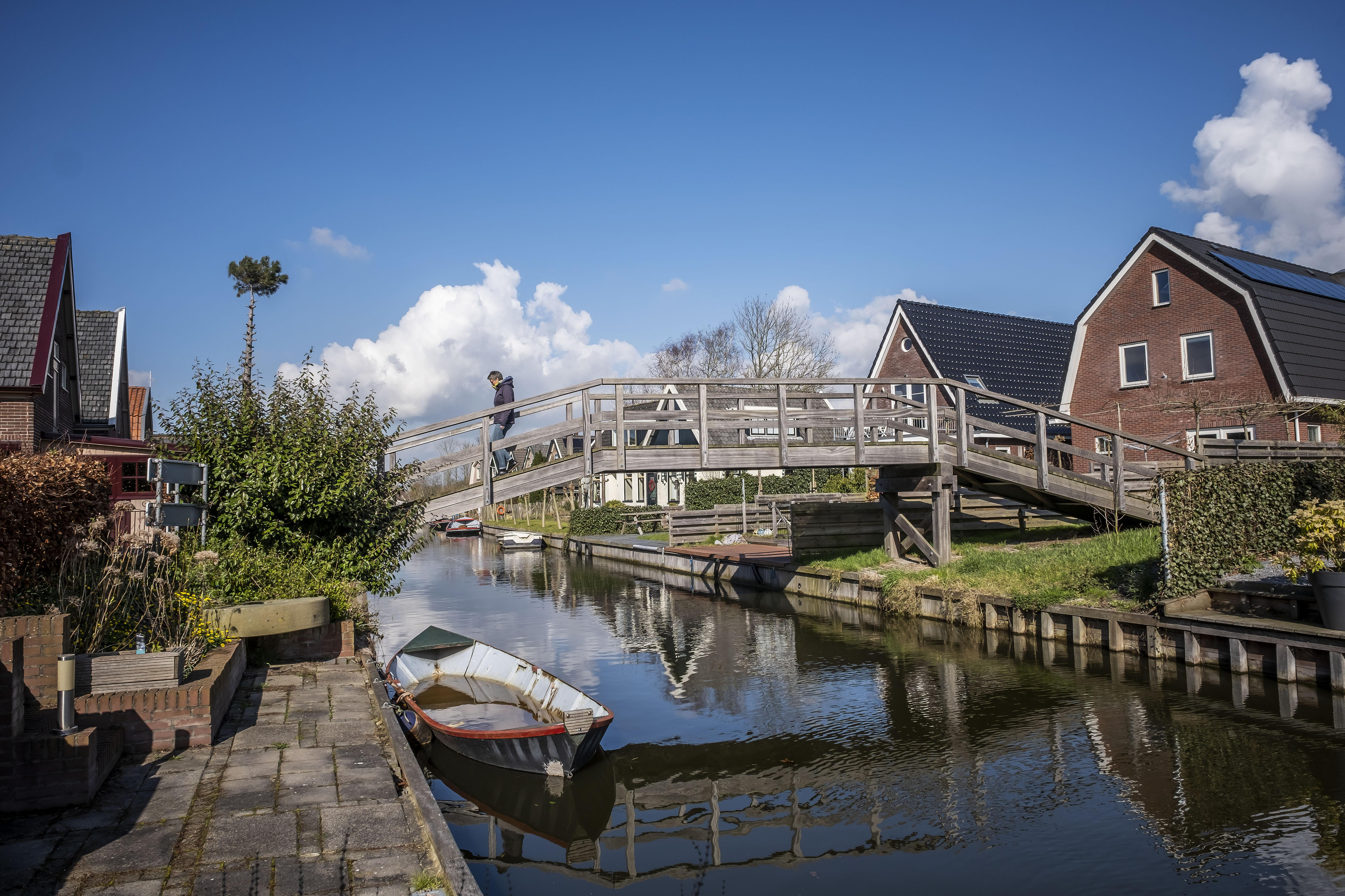 ChristenUnie Langedijk: 'Pas brug Oxhoofdpad alsnog aan'