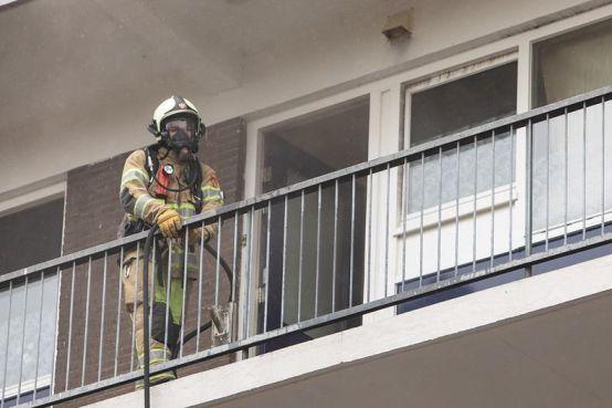 Vrouw uit Soest moet jaar de cel in voor het in de brand steken van haar eigen flat