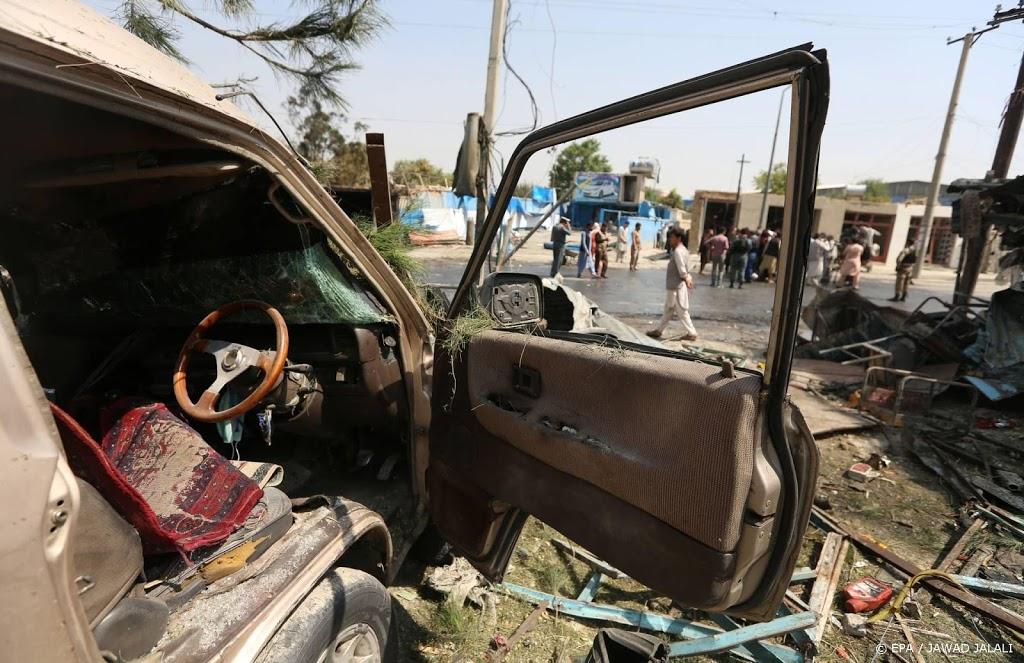 IS claimt bloedige zelfmoordaanslag in Kabul
