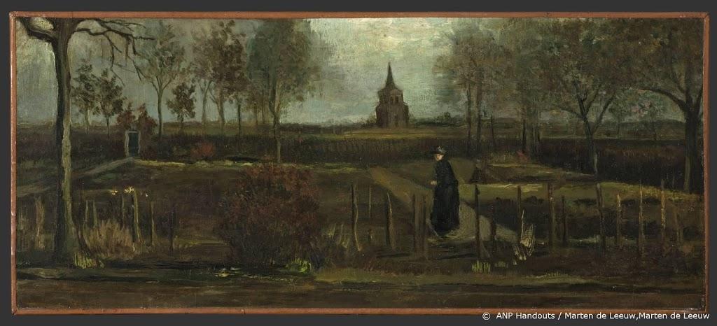 Man uit Baarn opgepakt voor diefstal werken Van Gogh en Hals