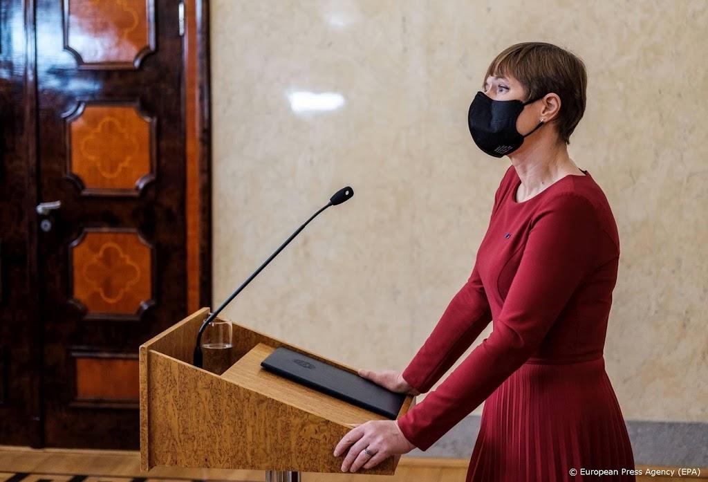 Veel vrouwen in nieuwe regering Estland