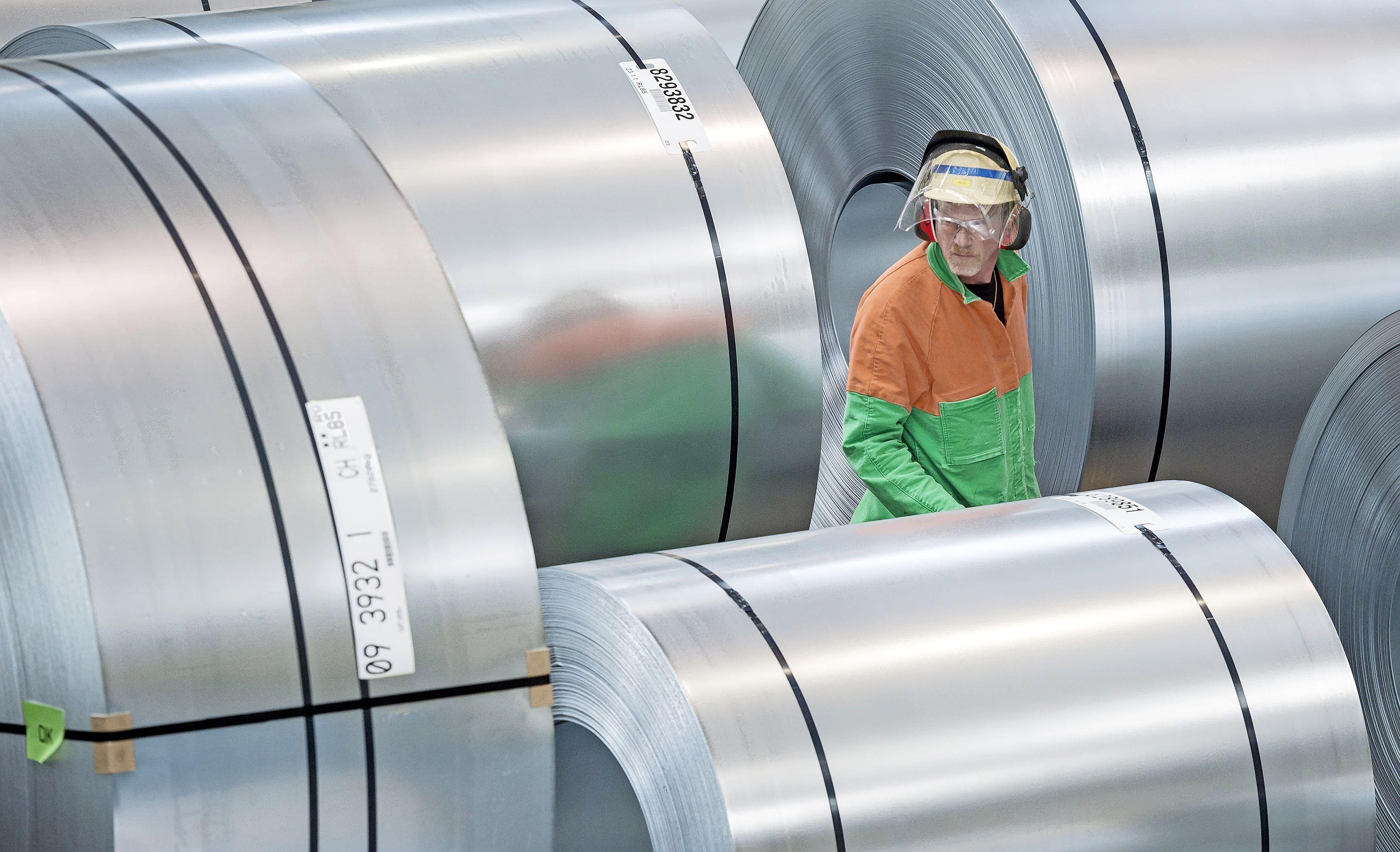 FNV: Tata moet af van kolen en produceren op waterstof