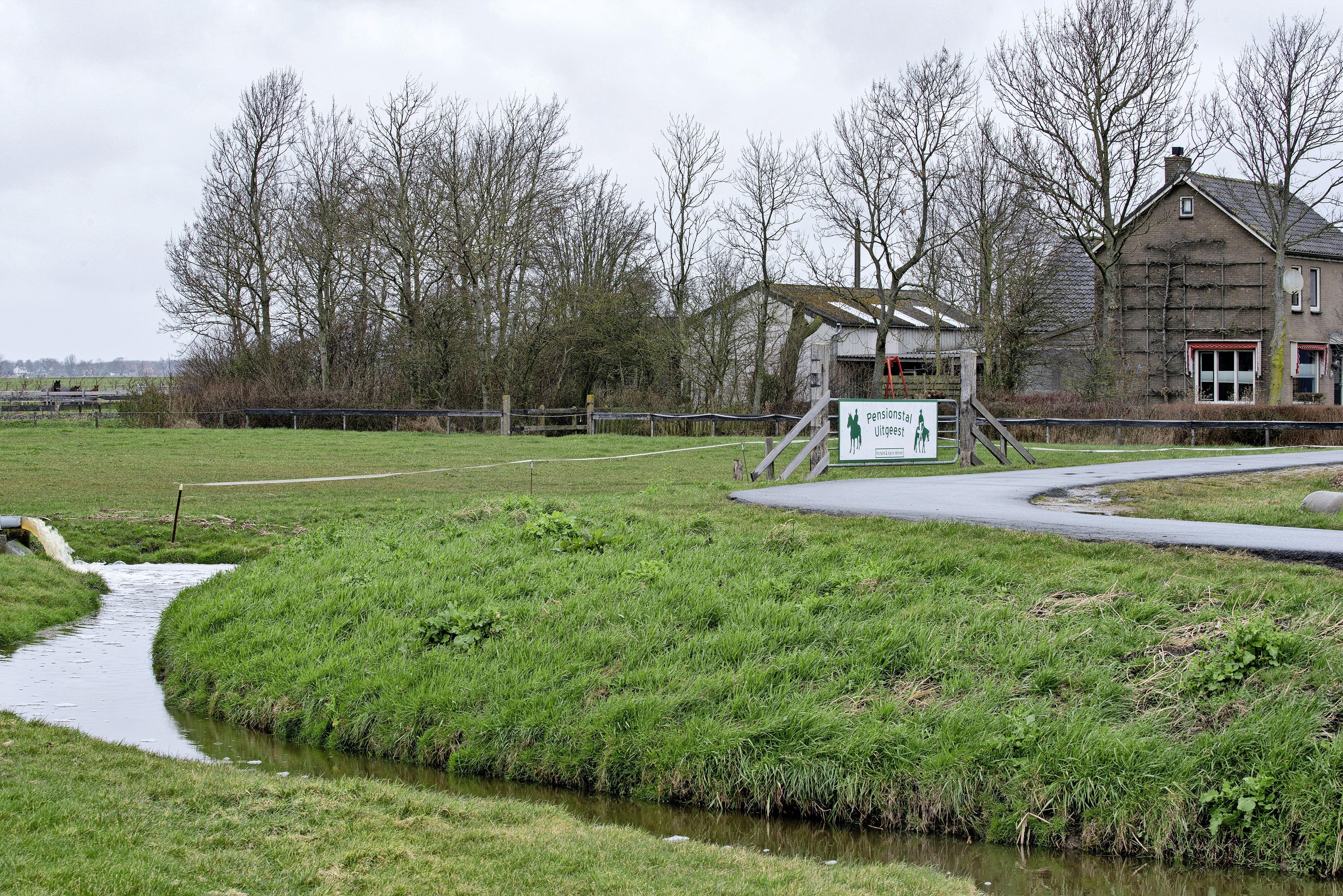 DUEC wil zonnepark bij Pensionstal Uitgeest; familie Winter als verhuurder